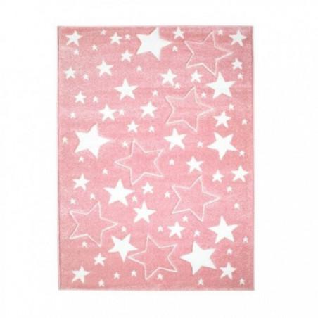 Vaip PINK STARS